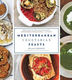Mediterranean Vegetarian Feasts (Hardcover)