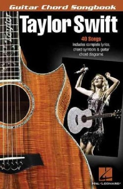 Taylor Swift: Guitar Chord Songbook (Paperback)