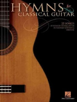Hymns for Classical Guitar (Paperback)