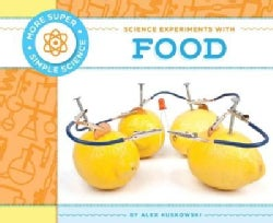 Science Experiments With Food (Hardcover)