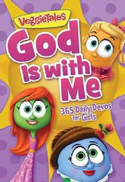 God Is With Me: 365 Daily Devos for Girls (Paperback)