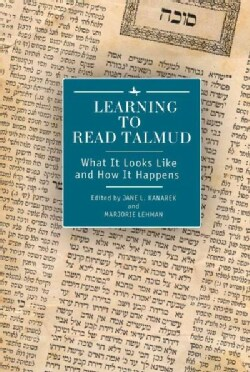 Learning to Read Talmud: What It Looks Like and How It Happens (Hardcover)