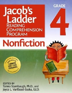 Jacob's Ladder Reading Comprehension Program Nonfiction, Grade 4 (Paperback)