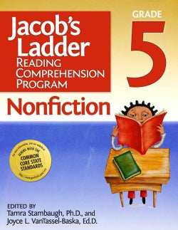 Jacob's Ladder Reading Comprehension Program Grade 5: Nonfiction (Paperback)