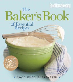 The Baker's Book of Essential Recipes (Hardcover)