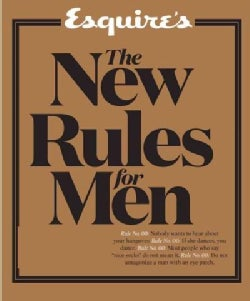 Esquire's the New Rules for Men (Hardcover)