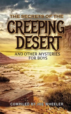 The Secret of the Creeping Desert and Other Mysteries for Boys (Paperback)