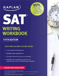 Kaplan SAT Writing Workbook (Paperback)