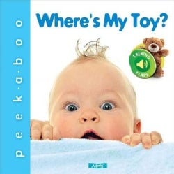 Where Is My Toy? (Board book)