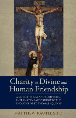 Charity As Divine Friendship (Paperback)