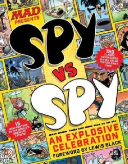 Mad Spy Vs Spy: An Explosive Celebration (Hardcover)