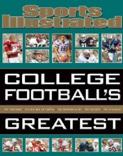 Sports Illustrated College Football's Greatest (Hardcover)