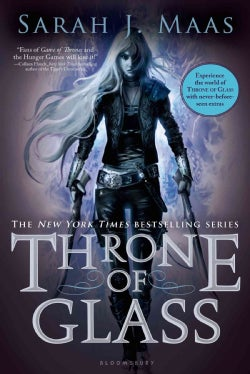 Throne of Glass (Paperback)