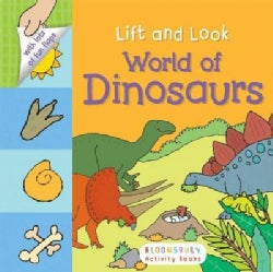 World Of Dinosaurs (Board book)