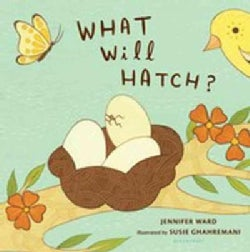 What Will Hatch? (Board book)