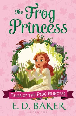 The Frog Princess (Hardcover)