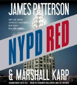 NYPD Red (CD-Audio)