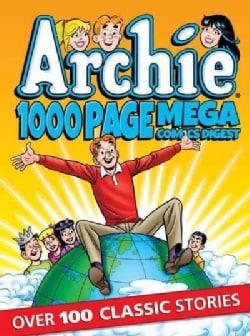 Archie 1000 Page Mega Comics Digest (Paperback)