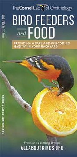 Bird Feeders and Food: Providing a Safe and Welcoming Habitat in Your Backyard (Wallchart)