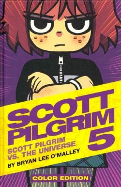 Scott Pilgrim 5: Scott Pilgrim vs. the Universe (Hardcover)