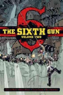 The Sixth Gun 2 (Hardcover)