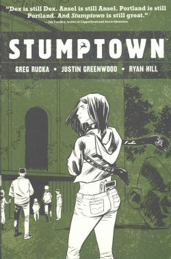 Stumptown 3: The Case of the King of Clubs (Hardcover)