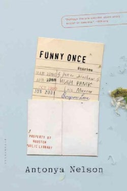 Funny Once: Stories (Paperback)