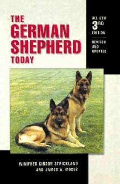 The German Shepherd Today (Hardcover)
