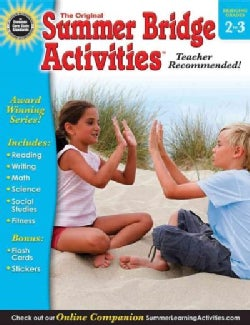 Summer Bridge Activities 2-3 (Paperback)
