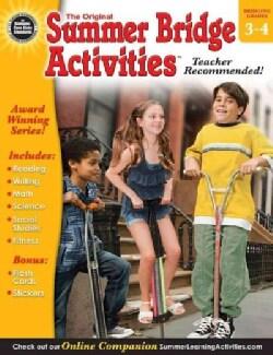 Summer Bridge Activities 3-4 (Paperback)