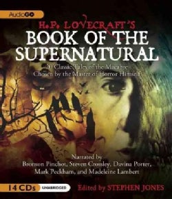H. P. Lovecraft's Book of the Supernatural: 20 Classic Tales of the Macabre, Chosen by the Master of Horror Himself (CD-Audio)