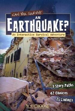 Can You Survive an Earthquake?: An Interactive Survival Adventure (Paperback)
