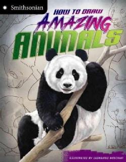 How to Draw Amazing Animals (Paperback)