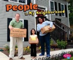 People in My Neighborhood (Paperback)