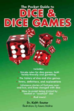 The Pocket Guide to Dice & Dice Games (Paperback)