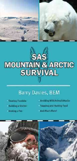 SAS Mountain and Arctic Survival (Paperback)