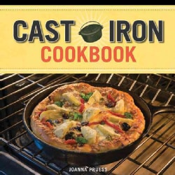 Cast Iron Cookbook: Delicious and Simple Comfort Food (Paperback)