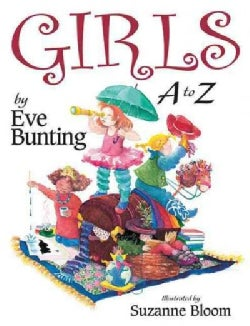Girls A to Z (Paperback)