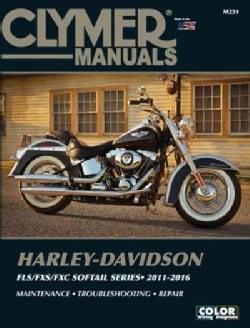 Haynes Harley-davidson Fls/Fxs/fxc Softail Series 2011-2016 Repair Manual (Paperback)