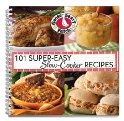 101 Super Easy Slow-Cooker Recipes (Paperback)