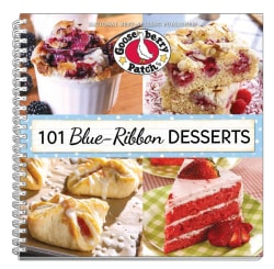 Gooseberry Patch 101 Blue-ribbon Desserts (Paperback)