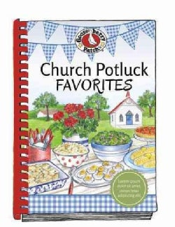 Church Potluck Favorites (Hardcover)