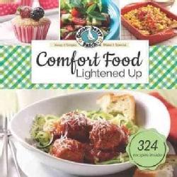 Comfort Foods Lightened Up (Paperback)