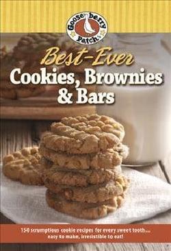 Best-Ever Cookie, Brownies & Bars (Paperback)