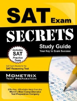 SAT Exam Secrets: SAT Test Review for the Sat Reasoning Test (Paperback)
