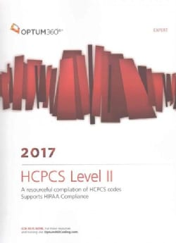 HCPCS Level II Expert 2017 (Paperback)