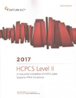 Optum360 HCPCS Level II 2017: A Resourceful Compilation of HCPCS Codes Supports HIPAA Compliance (Paperback)