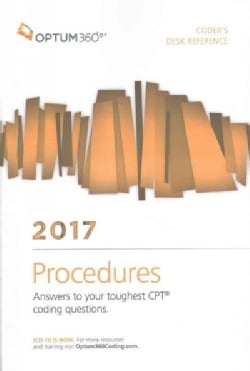 Coders' Desk Reference for Procedures 2017: Answers to Your Toughest CPT Coding Questions (Paperback)