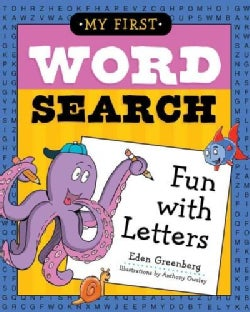 My First Word Search Fun with Letters (Paperback)