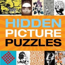 Hidden Picture Puzzles (Paperback)